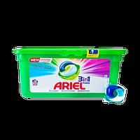 Капсули для прання Ariel 3 in 1 pods Color, 25 шт., фото 1