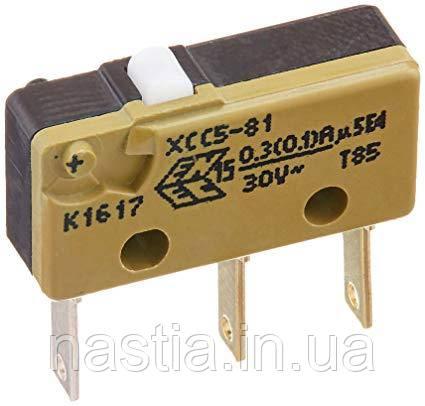 NE05.017 Мікроперемикач(дозатор),  XCC5-81