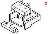 NE05.017 Мікроперемикач(дозатор),  XCC5-81, фото 2