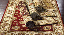 Шерстяные ковры
