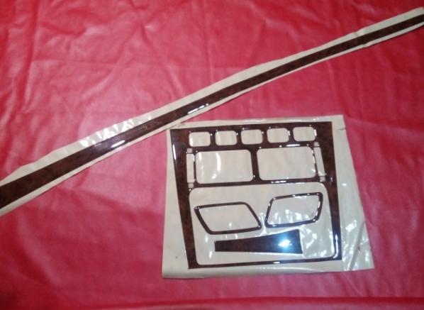 декоративные накладки на панель авто