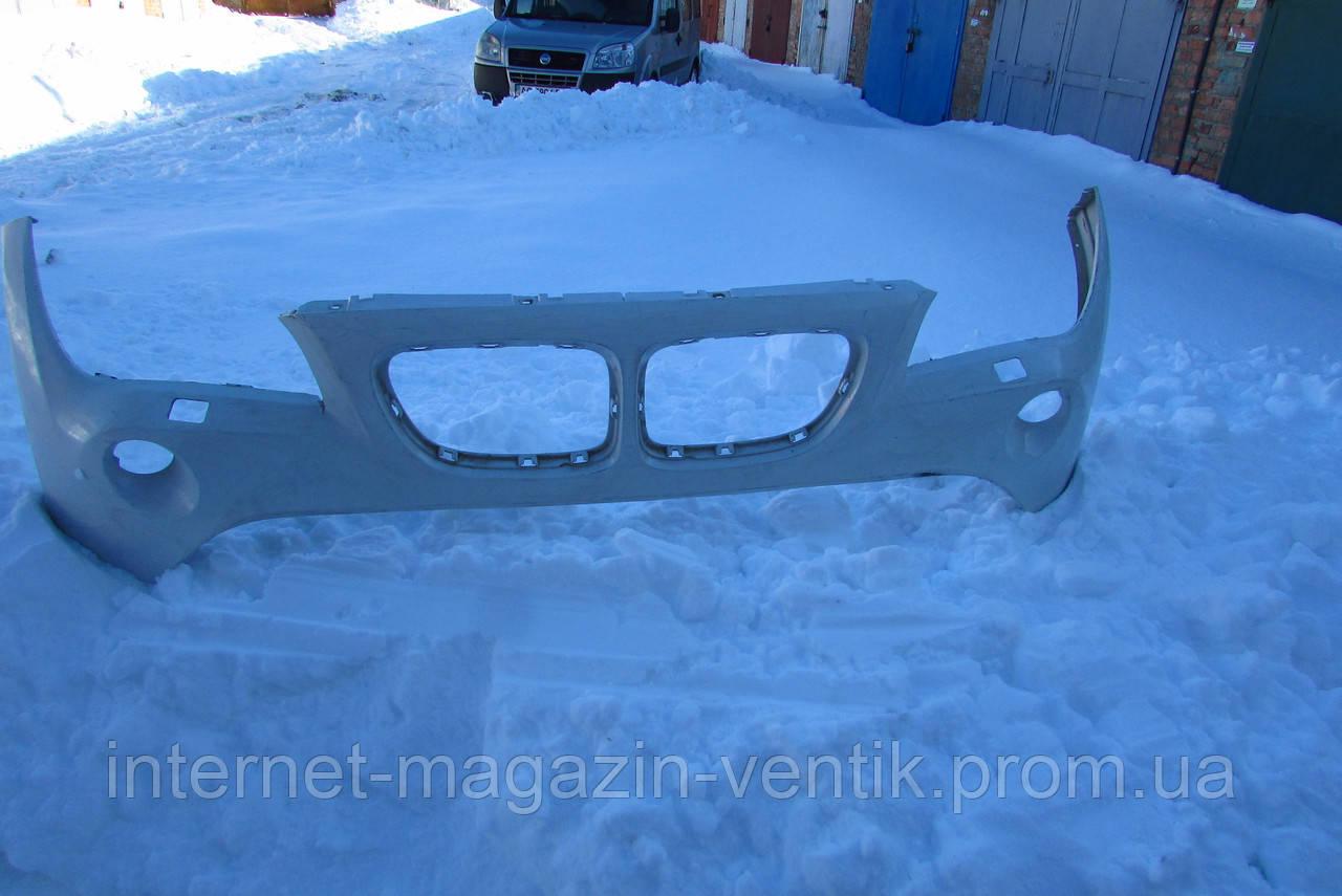 Бампер передний BMW X1 E84 2009-2012г. (5111 2990185) ОРИГИНАЛ
