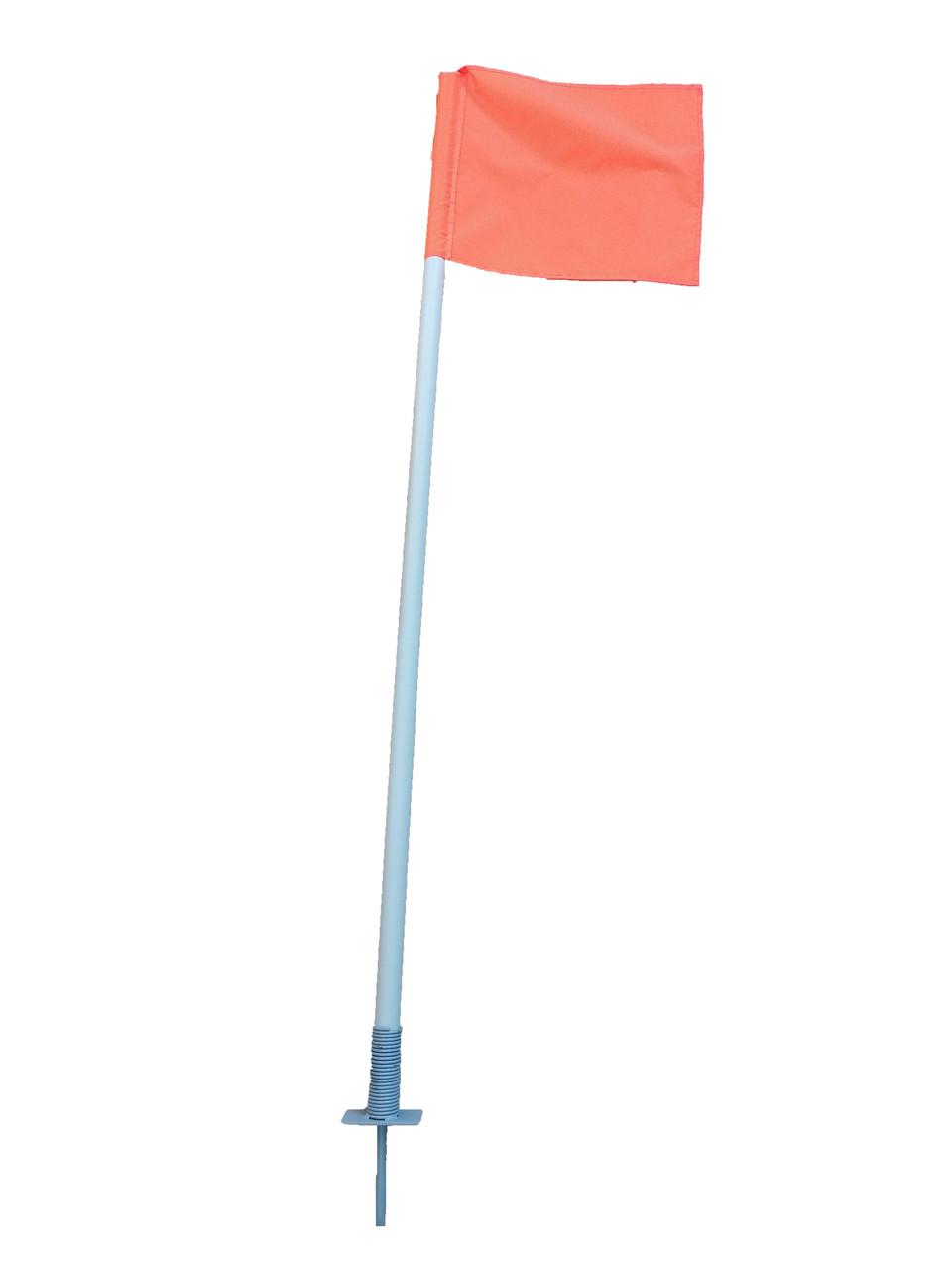 Комплект угловых флагов  на пружинах (YT-6000)