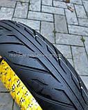 Мото резина (шина) DELITIRE (Индонезия) 100/80 -18 НОВАЯ, фото 3