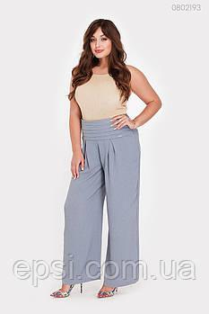 Женские брюки PEONY Глион 50 Серый (0802193-50:9)