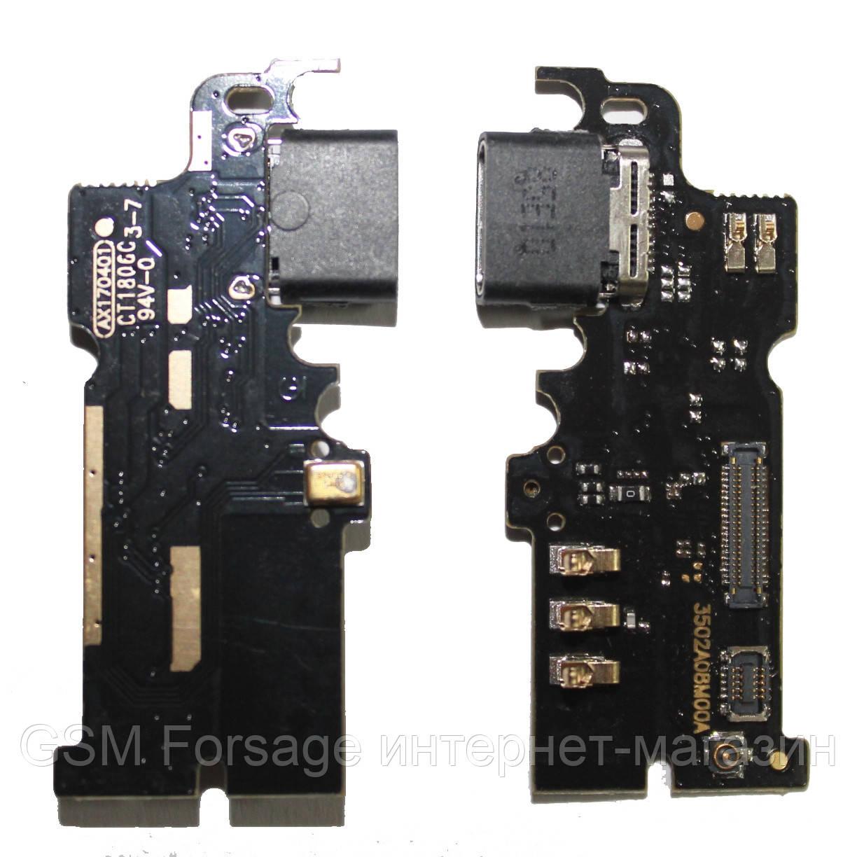 Роз'єм зарядки Xiaomi Mi Mix (з платою)