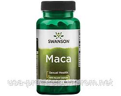 Перуанская Мака  для потенции 500 мг 100 капсул