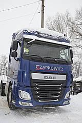 Кабина DAF XF euro6 синяя