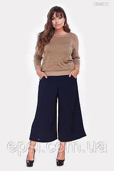 Женские брюки PEONY Балтимор 48 Синий (1308172-48:10)