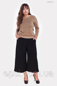 Женские брюки PEONY Балтимор 48 Черный (1308171-48:16)
