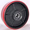 Рульове колесо 200x50 чавун/поліуретан, маточина 50 мм 200/50