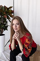 """Блуза з вишивкою """"Петраківка"""", фото 3"""