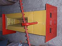 Горелка пеллетная с водяным охлаждением 300 кВт