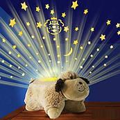 Дитячий нічник-проектор світильник зоряне небо Dream Lites