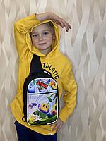 Слим-боди детский рюкзак Спраут Бравл Старс