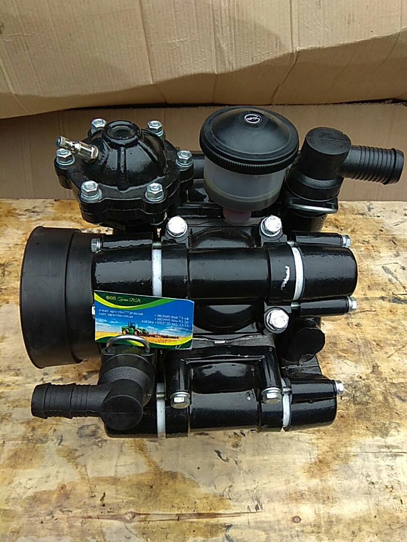 Мембранно-поршневой Насос Р-200 TAD-LEN, для тракторных. полевых опрыскивателей