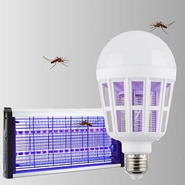 Светильники и лампы от комаров