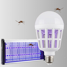 Світильники та лампи від комарів