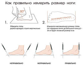 Кроссовки мужские Paolla серые демисезонные кожзам 42 р. - 27,5 см (1359620256), фото 3