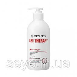 Укрепляющий шампунь с пептидами Medi-Peel LED Therapy Shampoo, 500 мл