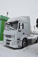 Кабина Renault Premium белая