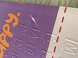 Небольшой дефект!Термоковрик детский двухсторонний(Милые зверята/Мишки)180см/200см, фото 2