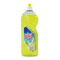 Рідина для миття посуду Alio лимон, 1л
