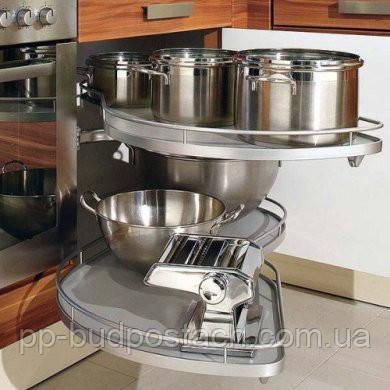 Секрети облаштування маленької кухні