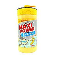 """Гель для мытья посуды Maxi Power """"Banane"""", 1 л., фото 1"""