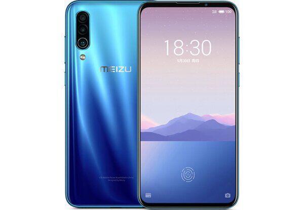 Смартфон Meizu 16Xs 6/128Gb Phantom Blue EU Международная версия
