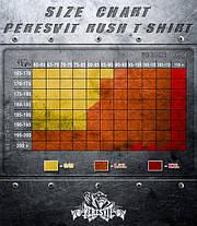 Компрессионная футболка Peresvit 3D Performance Rush Compression, фото 3