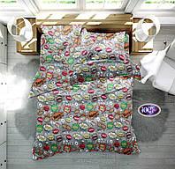 Детский комплект постельного белья в кроватку №дсм 93