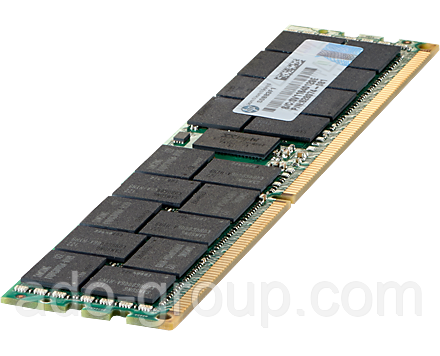669239-081 Память HP 8GB PC3-12800E (DDR3-1600)