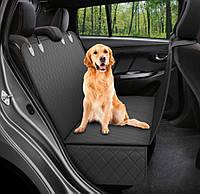 Накидка - гамак на сидение авто для перевозки животных (АОЖ-505)