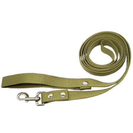 Повідець брезентовий 35мм/3,6 м для собак Фауна 352140