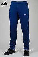 Мужские спортивные брюки (штаны) Adidas (7316-1). Мужская спортивная одежда. Реплика