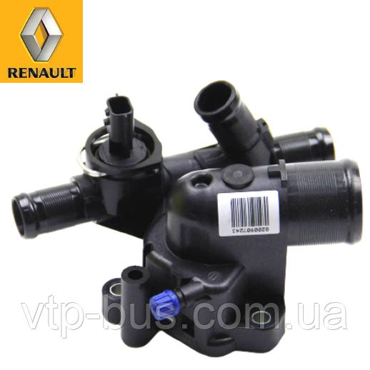 Термостат охолоджуючої рідини на Renault Trafic 2.0 dCi (2006-2014) Renault (оригінал) 8200907243