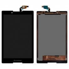 Дисплей Lenovo A8-50F Tab 2, A8-50LC, TB3-850F Tab 3 с сенсором (тачскрином) черный