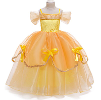 Незвичайне Чепурне жовта сукня для дівчинки.Nezvicayne Chepurna zhovta cloth for the girl., фото 1