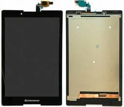 Дисплей Lenovo A8-50L 3G Tab 2, TB3-850M Tab 3 с сенсором (тачскрином) черный