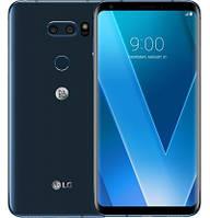 """Смартфон LG V30 (US998) 4/64GB Maroccan Blue +стекло, 1SIM, Snapdragon 835, 16+13/5 Мп, 6.0"""" P-OLED, 12 мес."""