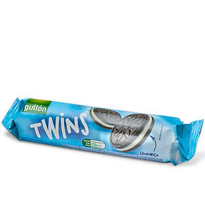 Печиво GULLON NEW Twins сендвіч, 154г, 16шт/ящ