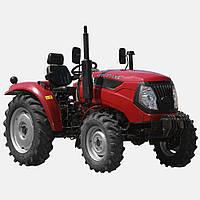 Трактор DW 404XE (40 л.с., 4 цил., ГУР, регул. колеи, компрессор, розетка, гидровыход)