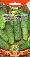 Насіння огірків Огірок Маша F1 5 штук (Плазмові насіння)
