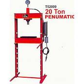 Прес пневмо-гідравлічний 20 тонн (вертикальний насос) T52009 (T52009/TY20002)