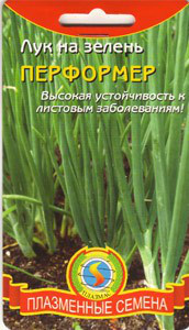 Насіння цибулі Цибулю на зелень Перформер 80 штук (Плазмові насіння)