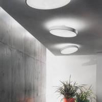 Светодиодные LED светильники накладные с управлением и без