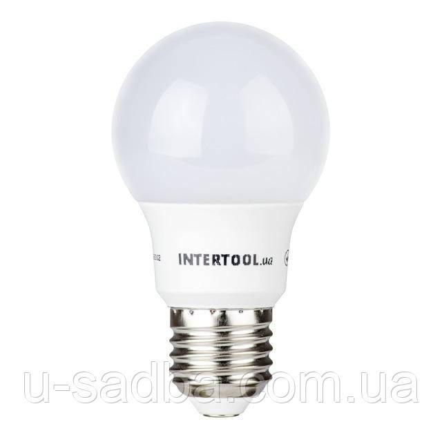 Светодиодная лампа LED 7Вт, E27, 220В,
