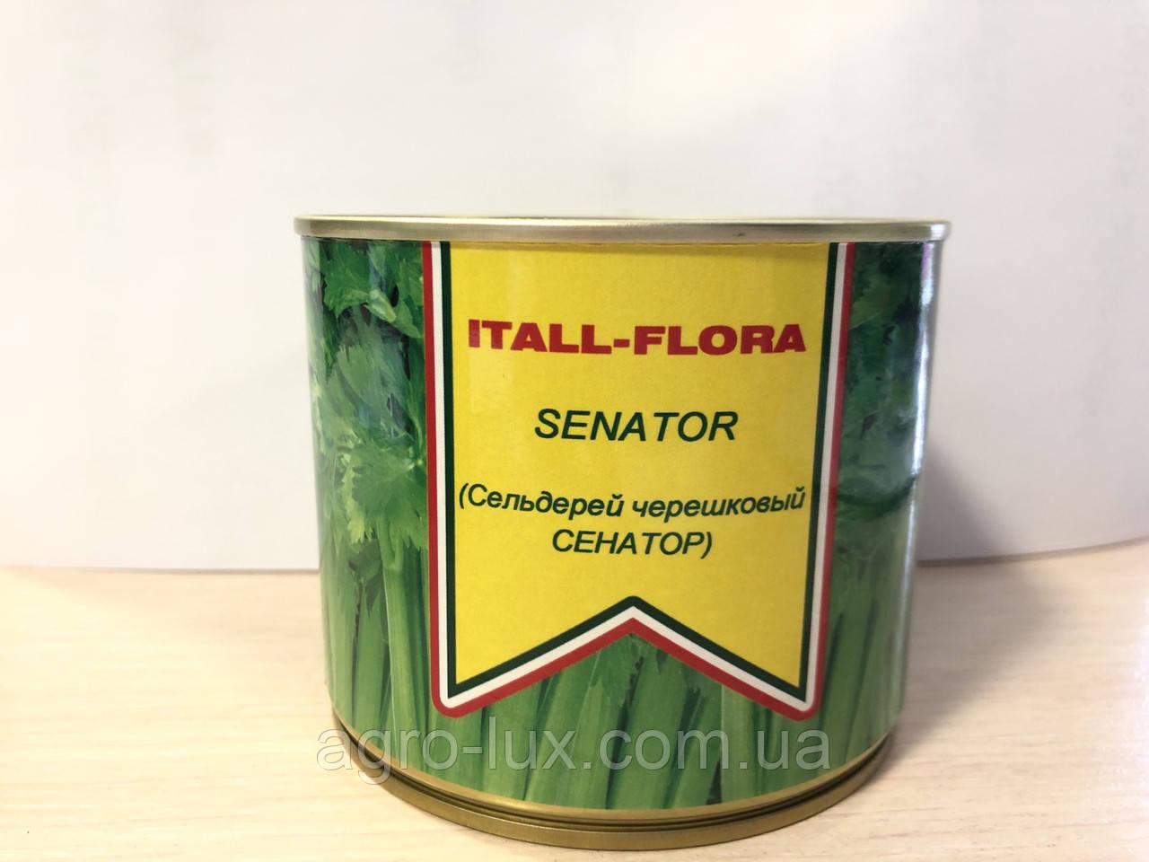 Семена сельдерей черешковый Сенатор 10г. (развес) Итал Флора