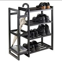 Тумба для обуви в стиле Лофт 75 х 65 х 35 см